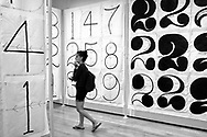 """""""Untitled"""" (Learning from That Person's Work: Room 1) 2005, by Matt Mullican at MoMA"""