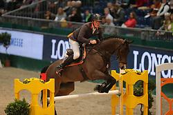 Wernke, Jan, Carinjo T<br /> Leipzig - Partner Pferd<br /> Youngster Tour<br /> © www.sportfotos-lafrentz.de/Stefan Lafrentz