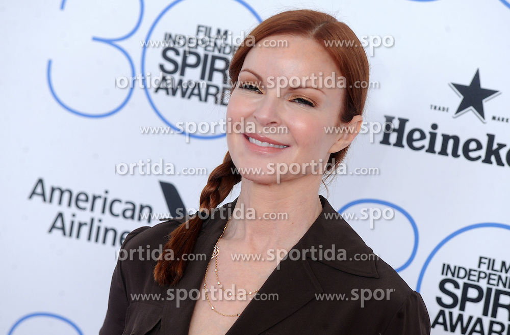 Marcia Cross at the 30th Film Independent Spirit Awards 2015 - Arrivals 1, Santa Monica Beach, Santa Monica, CA February 21, 2015. EXPA Pictures &copy; 2015, PhotoCredit: EXPA/ Photoshot/ Dennis Van Tine<br /> <br /> *****ATTENTION - for AUT, SLO, CRO, SRB, BIH, MAZ only*****