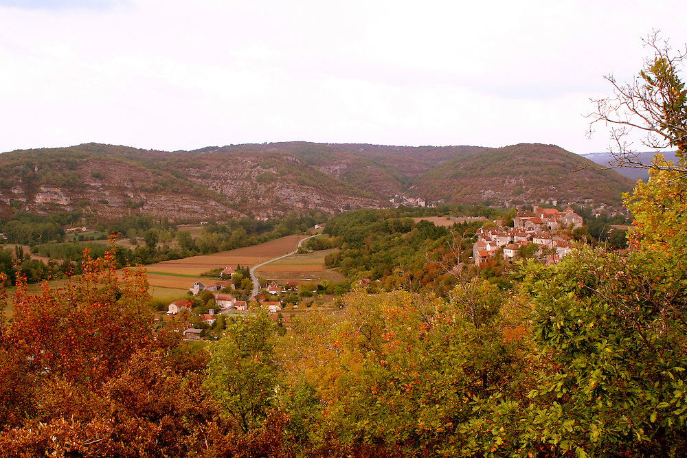 Lot Valley, France