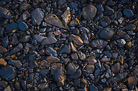 rocks and scenery around a river bed in the Ozark Mountains of Arkansas