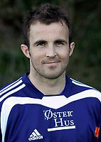 Fotball<br /> Portretter Tippeligaen 2006<br /> Foto: Morten Olsen, Digitalsport<br /> <br /> Trygve Nygaard<br /> Viking