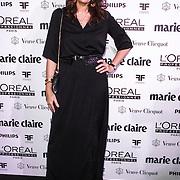 NLD/Amsterdam/20150119 - De Marie Claire Prix de la Mode awards, Ellen Litz