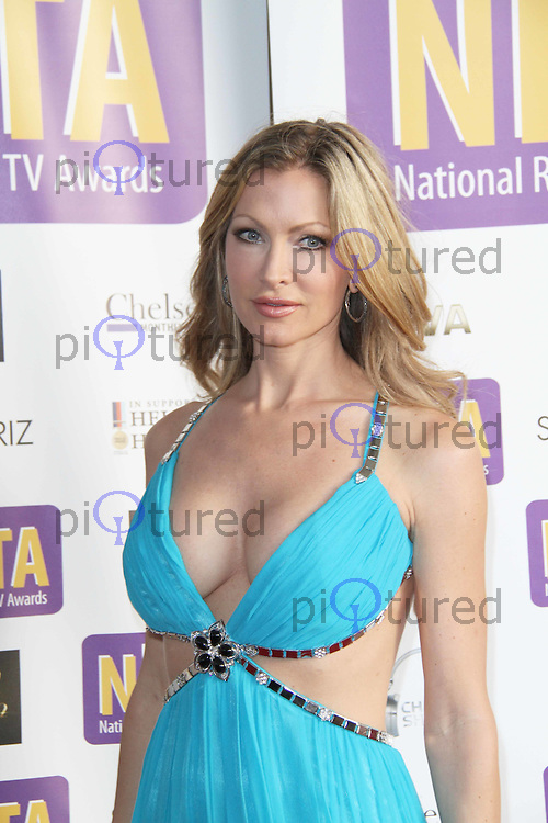 Caprice Bourret National Reality TV Awards, The O2 Arena, London, UK, 06 July 2011:  Contact: Rich@Piqtured.com +44(0)7941 079620 (Picture by Richard Goldschmidt)