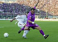 Firenze 20-11-2005<br /> Campionato  Serie A Tim 2005-2006<br /> Fiorentina Milan<br /> nella  foto Brocchi<br /> Foto Snapshot / Graffiti