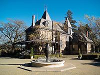 The Rhine House at Beringer Winery, St. Helena, California