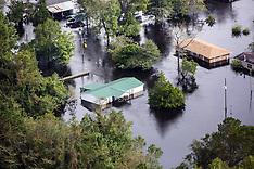 Hurricane Florence Aftermath - North Carolina 18 Sep 2018