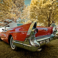 A pristine example of a classic boulevard cruiser 1957 Buick Special