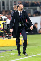 Milano - Serie A 9a giornata - Milan-Juventus - Nella foto: Massimiliano Allegri - Juventus