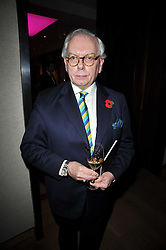 DR DAVID STARKEY at the Krug Mindshare Charity Auction held at Christie's, 8 King Street, London SW1 on November 2009.