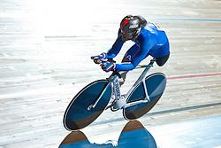 MACCHI Fabrizio, ITA, Individual Pursuit, 2015 UCI Para-Cycling Track World Championships, Apeldoorn, Netherlands