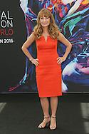 MONTE-CARLO, MONACO - JUNE 13:  Jane Seymour attends Photocall as part of the 56th Monte Carlo Tv Festival at the Grimaldi Forum on June 13, 2016 in Monte-Carlo, Monaco.  (Photo by Tony Barson/FilmMagic)