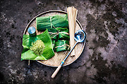 Tools of the Trade - Green Rice, Nakhon Nayok, Thailand. PHOTO BY LEE CRAKER