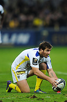 Camille LOPEZ - 14.12.2014 - Clermont / Munster - European Champions Cup <br /> Photo : Jean Paul Thomas / Icon Sport
