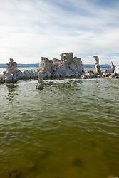 """Tufas at Mono Lake 7"" - These tufas were photographed at the South Tufa area in Mono Lake, California."