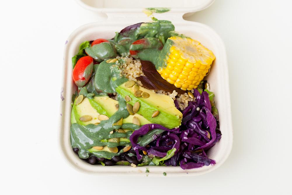 Montana Salad from Jivamuktea Cafe  ($3.46) - MealPal Promo (50% off)