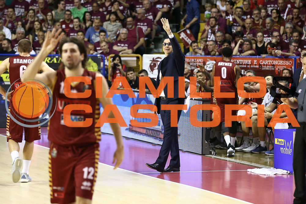 De Raffaele Walter<br /> Umana Reyer Venezia vs Sidigas Avellino<br /> Lega Basket Serie A 2016/2017<br /> Play Off SemiFinali Gara 1<br /> Venezia,26/05/2017<br /> Foto Ciamillo-Castoria/A. Gilardi