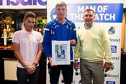 - Mandatory by-line: Dougie Allward/JMP - 12/10/2019 - FOOTBALL - Memorial Stadium - Bristol, England - Bristol Rovers v Milton Keynes Dons - Sky Bet League One
