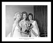 Great iconic shot of the winning ladies from the Miss Ireland Contest in 1960 by Lensmen Photographic Agency. Irish Photo Archive has thousands of great vintage pictures in their photo gallery.