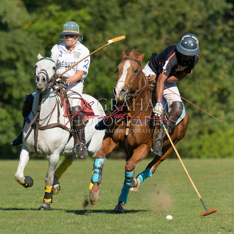 At Brandywine Polo in Toughkenemon, Pa. on 1 October 2017.Photograph by Jim Graham