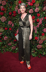 Tamsin Greig attending the Evening Standard Theatre Awards 2018 at the Theatre Royal, Drury Lane in Covent Garden, London. Restrictions: Editorial Use Only. Photo credit should read: Doug Peters/EMPICS
