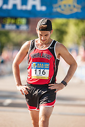 Boston Athletic Association 10K road race: Sam Fazioli