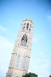 UK ENGLAND BOSTON 7SEP16 - St. Botolph's Church spire, commonly known as 'The Boston Stump' in Boston town centre. The church is one of the largest parish churches in England and has one of tallest Medieval towers in England.<br /> <br /> jre/Photo by Jiri Rezac<br /> <br /> &copy; Jiri Rezac 2016