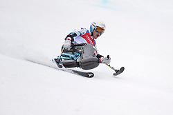 RABL Roman LW12-1 AUT at 2018 World Para Alpine Skiing Cup, Kranjska Gora, Slovenia