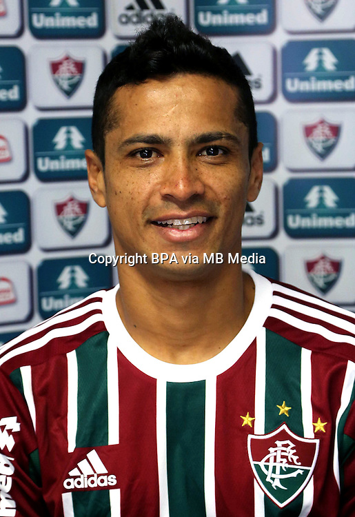 "Brazilian Football League Serie A /<br /> ( Fluminense Football Club ) -<br /> Cicero Santos "" Cicero """