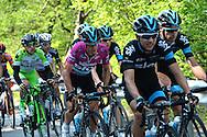 39° Giro del Trentino Melinda, 3 tappa Ala Fierozzo,leader,Richard Julian Porte, soprannominato Richie,© foto Daniele Mosna 23 Aprile 2015 © foto Daniele Mosna