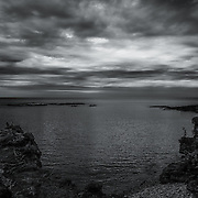 """Skies over Presque Isle""<br />