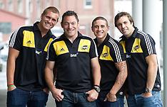 Wellington-Rugby, Super 15 Hurricanes team named