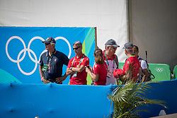 Team Spain, Luis Alvarez Ceervera, Eric Van der Vleuten<br /> Olympic Games Rio 2016<br /> © Hippo Foto - Dirk Caremans<br /> 13/08/16
