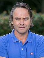 BLOEMENDAAL - Manager Heiko Hulsker, HC Bloemendaal , seizoen 2012-2013. COPYRIGHT KOEN SUYK