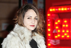 © Licensed to London News Pictures. 06/02/2014, UK. Tuppence Middleton, Cuban Fury - World Film Premiere, VUE Leicester Square, London UK, 06 February 2014. Photo credit : Richard Goldschmidt/Piqtured/LNP