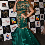 Sana Fakhar is a Pakistani actress arrives at the Annual International Pakistan Prestige Awards (IPPA) at Indigo at The O2 on 9th September 2018, London, UK.