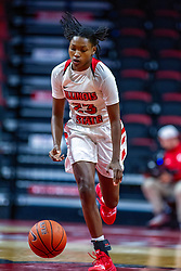 NORMAL, IL - November 05: Juliunn Redmond during a college women's basketball game between the ISU Redbirds and the Truman State Bulldogs on November 05 2019 at Redbird Arena in Normal, IL. (Photo by Alan Look)