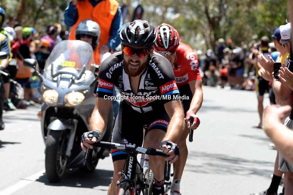Geschke Simon - Giant - Alpecin   - 24.01.2015 -  Etape 05 du Tour Down Under 2015<br />Photo : Sirotti / Icon Sport