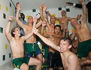18-05-2008 Voetbal:ADO DEN HAAG:RKC Waalwijk:Waalwijk<br /> ADO Den Haag promoveert naar de eredivisie<br /> Foto: Geert van Erven