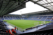A general view of the Hawthorns Stadium before the EFL Sky Bet Championship match between West Bromwich Albion and Blackburn Rovers at The Hawthorns, West Bromwich, England on 27 October 2018.