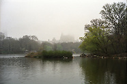 Central Park-Misty Scenes