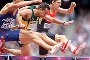 Olympics - Athletics Day 1