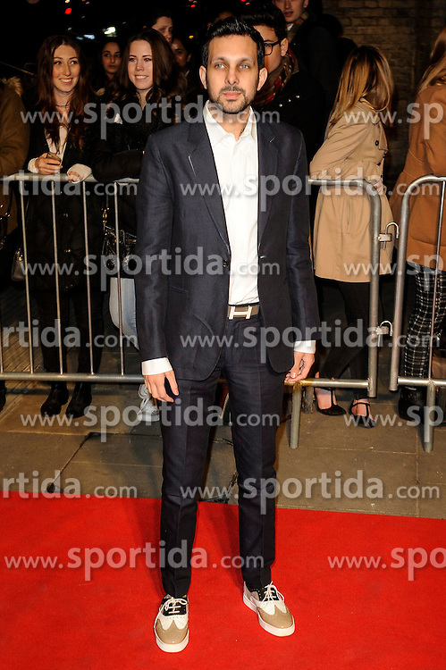 Dynamo attends the The World's First Fabulous Fund Fair hosted by Natalia Vodianova and Karlie Kloss in support of The Naked Heart Foundation at The Roundhouse on February 24, 2015 in London, England. EXPA Pictures &copy; 2015, PhotoCredit: EXPA/ Photoshot/ Euan Cherry<br /> <br /> *****ATTENTION - for AUT, SLO, CRO, SRB, BIH, MAZ only*****