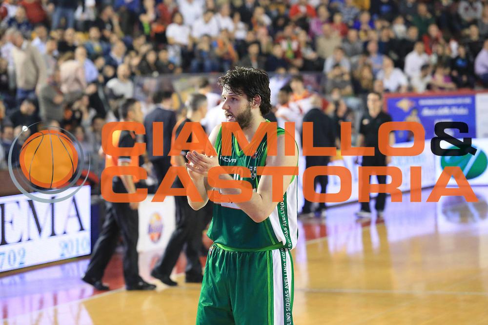DESCRIZIONE : Roma Lega A 2012-2013 Acea Roma Sidigas Avellino<br /> GIOCATORE : Ivanov Kaloyan <br /> CATEGORIA : esultanza mani<br /> SQUADRA : Sidigas Avellino<br /> EVENTO : Campionato Lega A 2012-2013 <br /> GARA : Acea Roma Sidigas Avellino<br /> DATA : 07/04/2013<br /> SPORT : Pallacanestro <br /> AUTORE : Agenzia Ciamillo-Castoria/M.Simoni<br /> Galleria : Lega Basket A 2012-2013  <br /> Fotonotizia : Roma Lega A 2012-2013 Acea Roma Sidigas Avellino<br /> Predefinita :