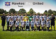 HBU Youth Team v Auckland City