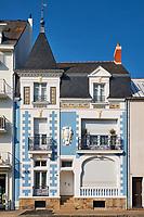 France, Loire-Atlantique (44), Le Pouliguen // France, Loire-Atlantique, Le Pouliguen