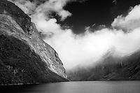 Majestetiske Geirangerfjord.<br /> Foto: Svein Ove Ekornesvåg