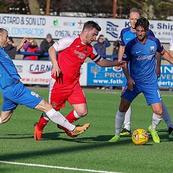 Montrose v Dumbarton, Scottish League One, 9 March 2019