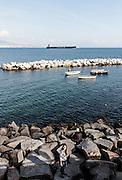 Naples, lungomare