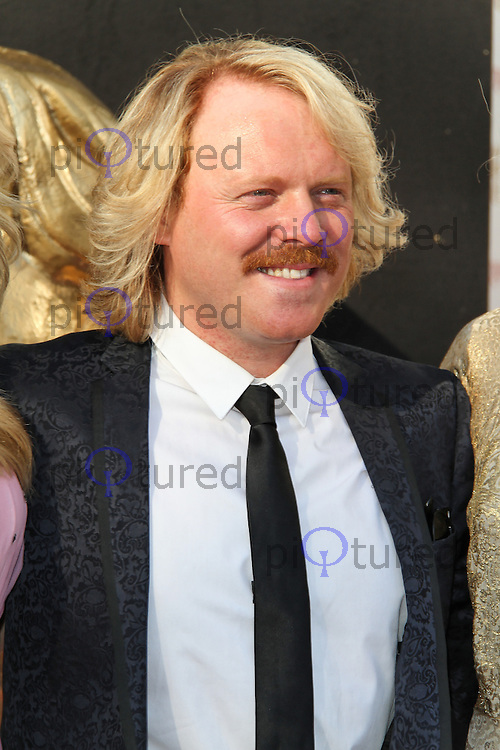 LONDON - MAY 27: Leigh Francis attends the Arqiva British Academy Television Awards at the Royal Festival Hall, London, UK. May 27, 2012. (Photo by Richard Goldschmidt)